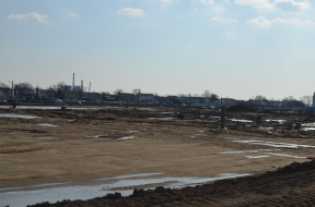East Park Construction (01/2015)