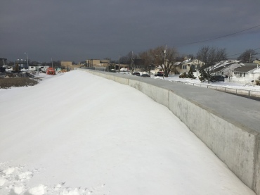Perimeter Flood Protection (Berm)